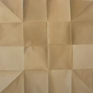 Faltbild 4-12, 2012. Öl auf Leinwand, 100 x 100 cm.