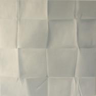 Faltbild 5-12, 2012. Öl auf Leinwand, 100 x 100 cm.