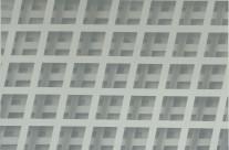 Shadow 2-04, 2004. Acrxl auf Leinwand, 60 x 60 cm.