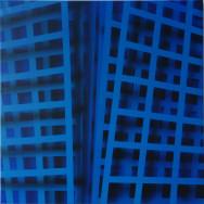 Shadow 3-12, 2012. Acryl auf Leinwand, 60 x 60 cm.