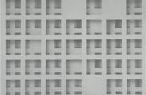 Shadow 3-04, 2004. Acrxl auf Leinwand, 60 x 60 cm.